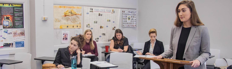History, Political Science, & International Studies Department