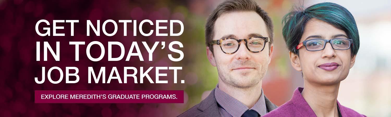 Get noticed in today's job market.