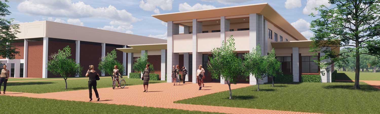 New Communication/ESS Building
