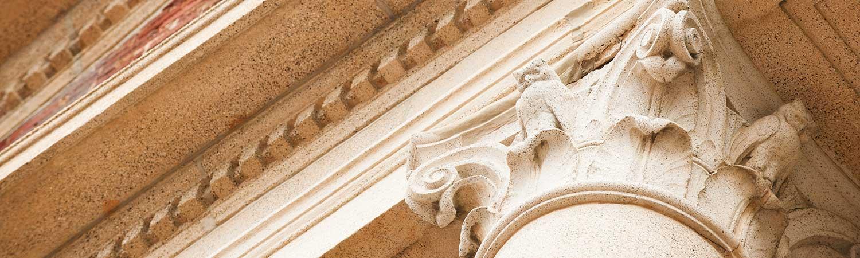 Building Column Detail
