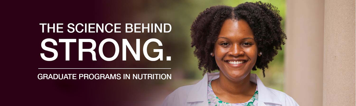 Master of Science in Nutrition
