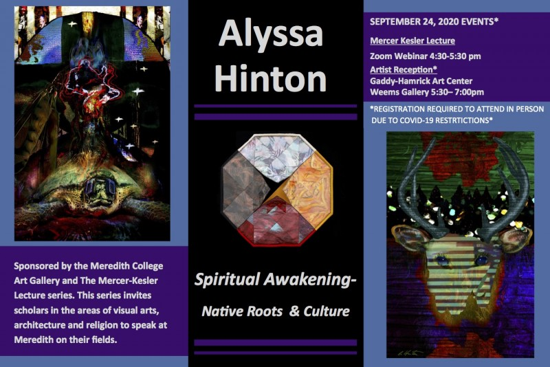 Visions, Prophecy & Native American Cultural Reawakening Lecture and Artist Reception