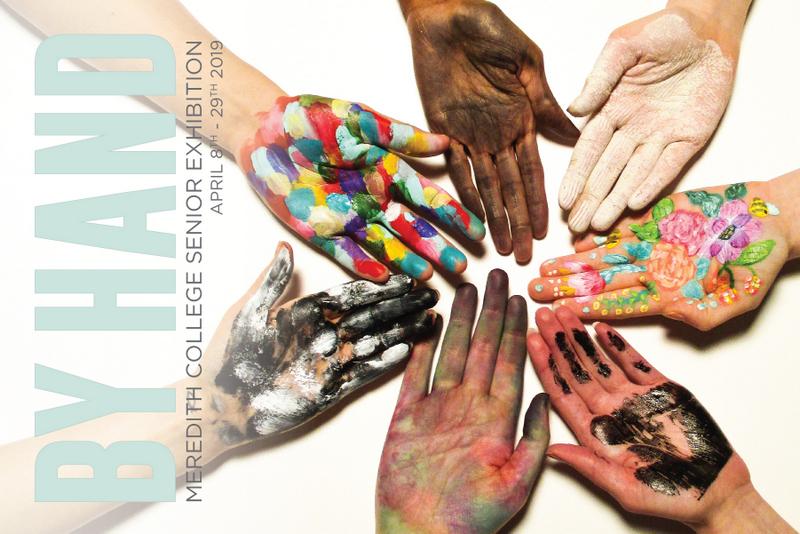 Senior Art Exhibition- By Hand