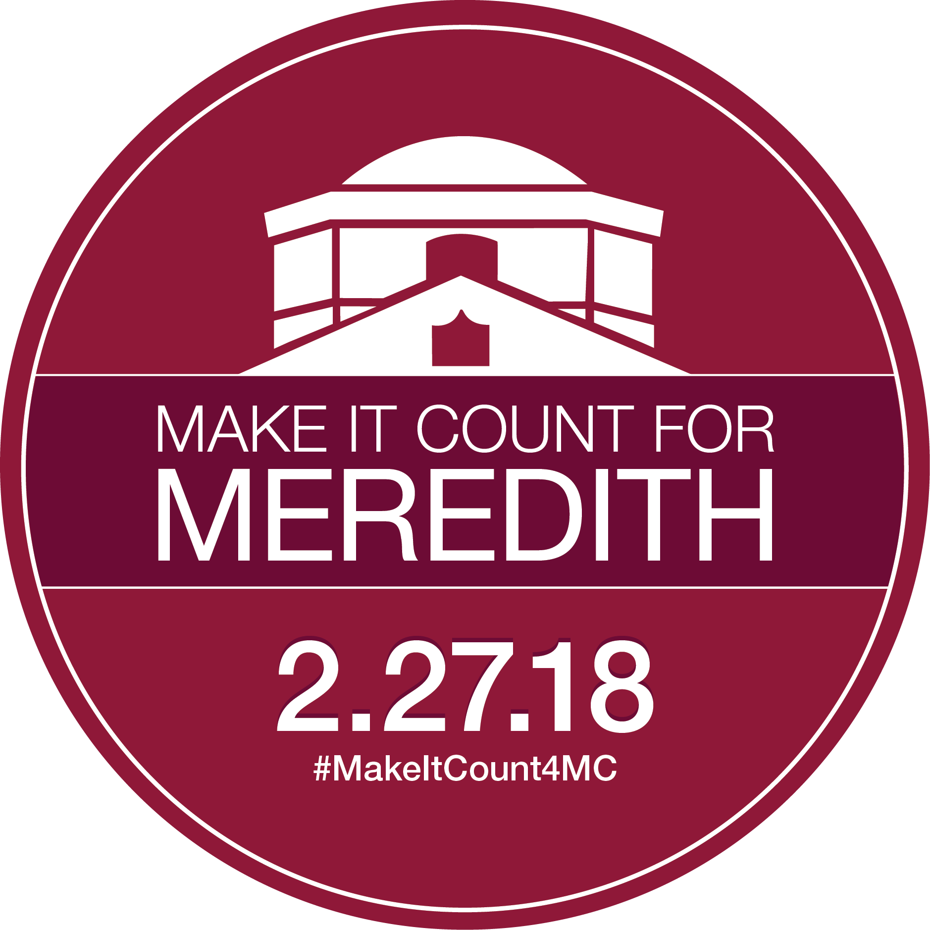 Make It Count For Meredith February 27 2018