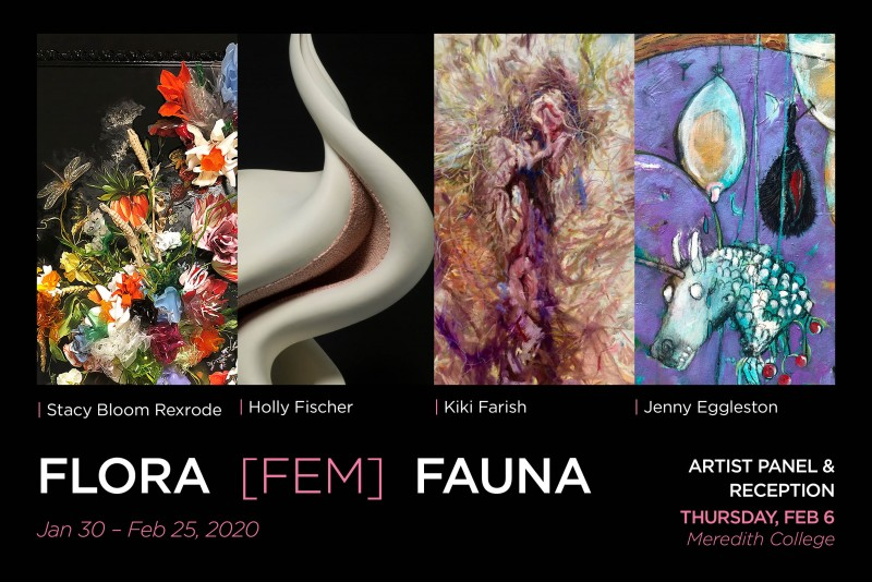 Flora Fem Fauna Exhibition - Image 1