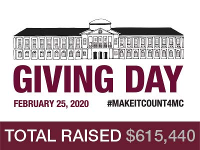 Meredith College Giving Day Challenge Total Raised $615,440