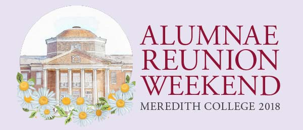 Alumnae Reunion Weekend 2018
