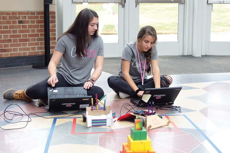 Chick Tech Raleigh Durham Workshop