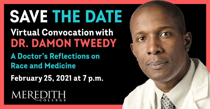 Tweedy Convocation Save the Date