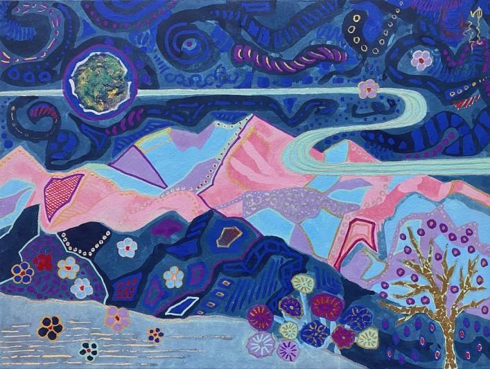 Himalayan Night - Yuko Taylor