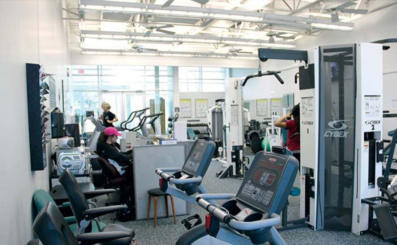 Current Fitness Center