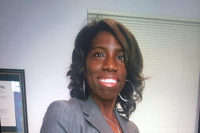 Headshot of New VP Tammi Jackson
