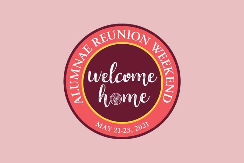 Alumnae Reunion Logo 2021