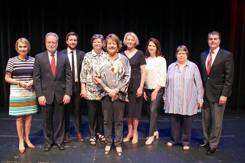 Alumnae Award Recipients 2019