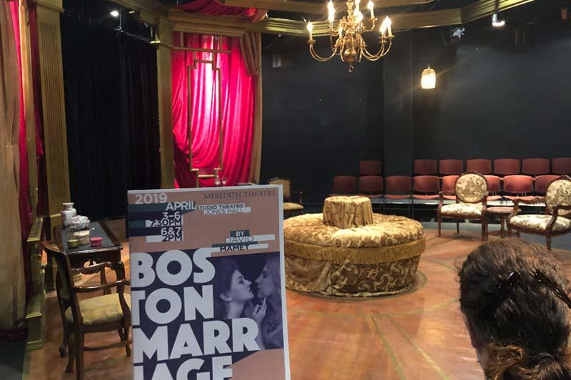The set of Boston Marraige