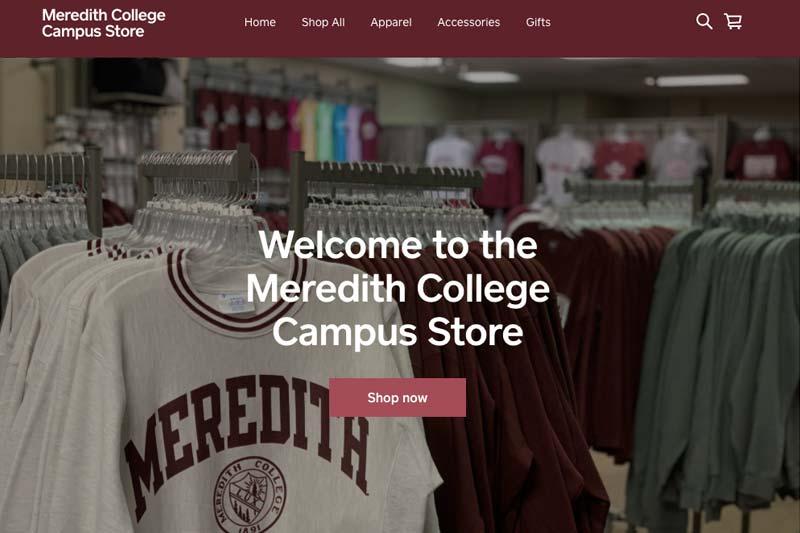 Shop the Online Campus Store