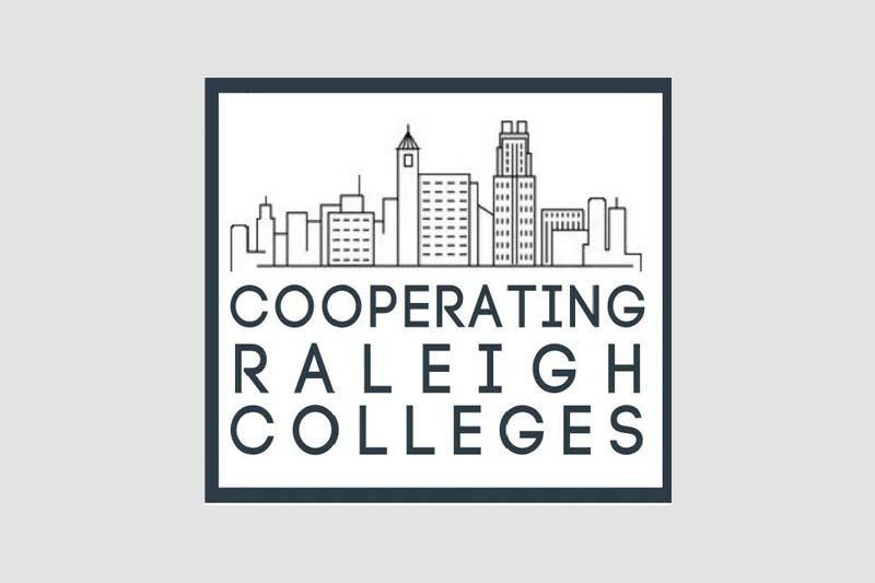 Cooperating Raleigh Colleges logo