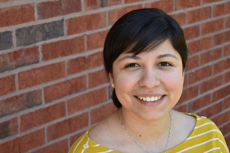 Image of Elizabeth Leon Evans, a Meredith College student