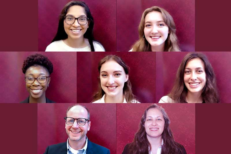 In their first time competing in the APPE Mid Atlantic Regional Ethics Bowl, Meredith College won second place, qualifying them to compete at the national level in February 2021.