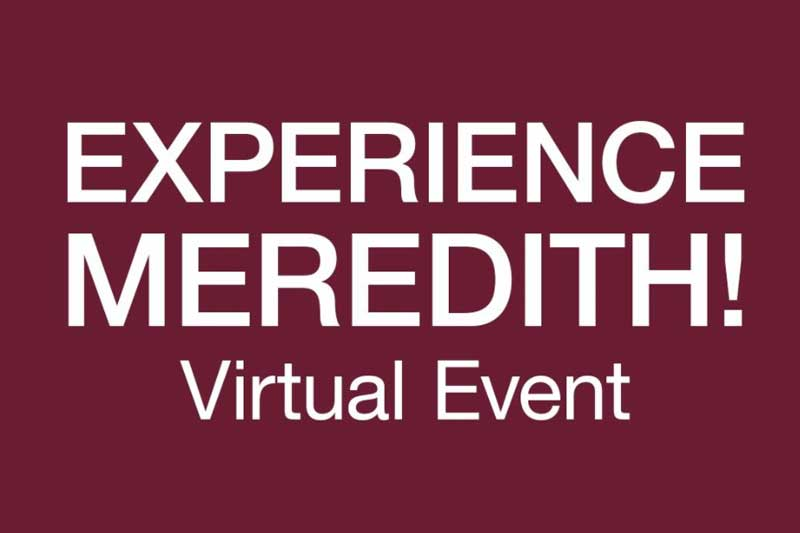 Experience Meredith Virtual Event
