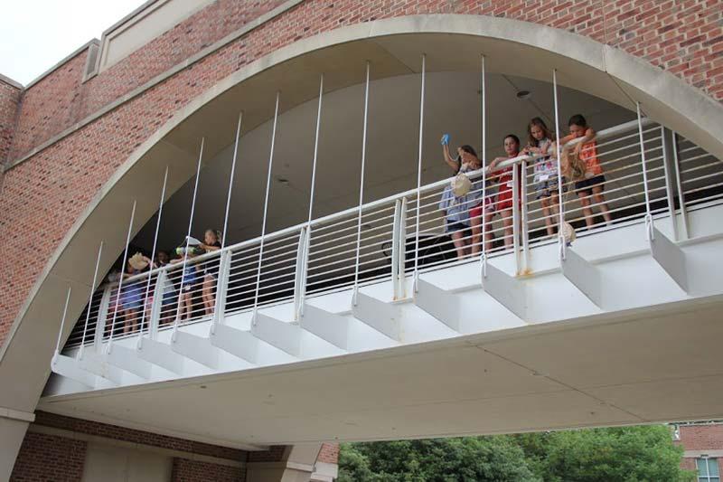 GEMS Camp - SMB Balcony