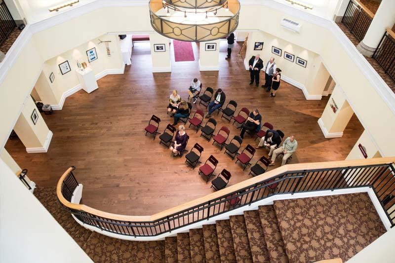 Johnson Hall Rotunda