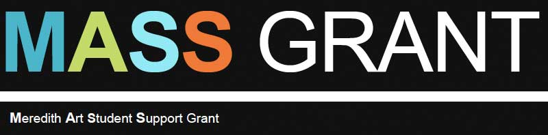Graphic Logo for the MASS Grant linking to information about the MASS Art Grant
