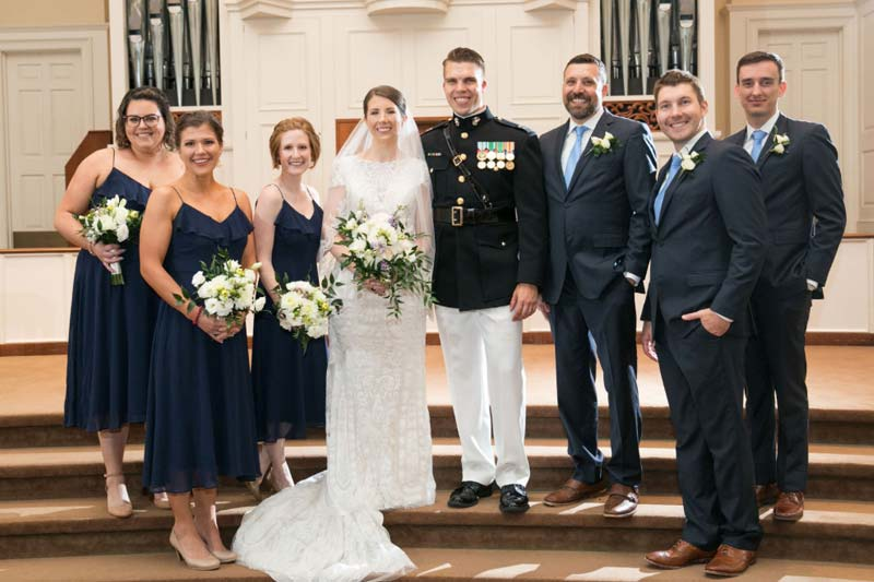 Wedding Party - Jones Chapel