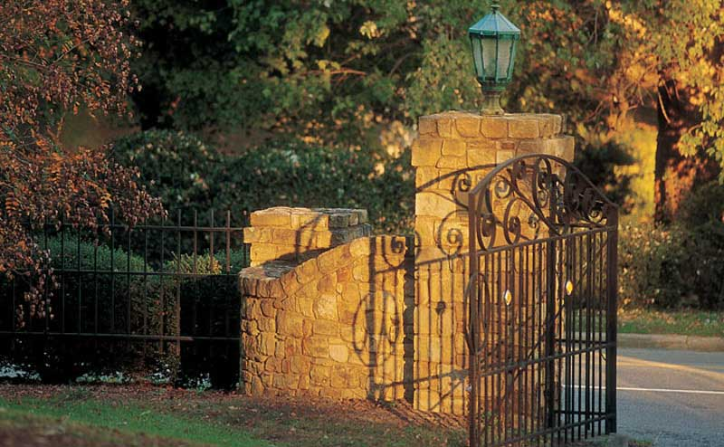 Faircloth gate