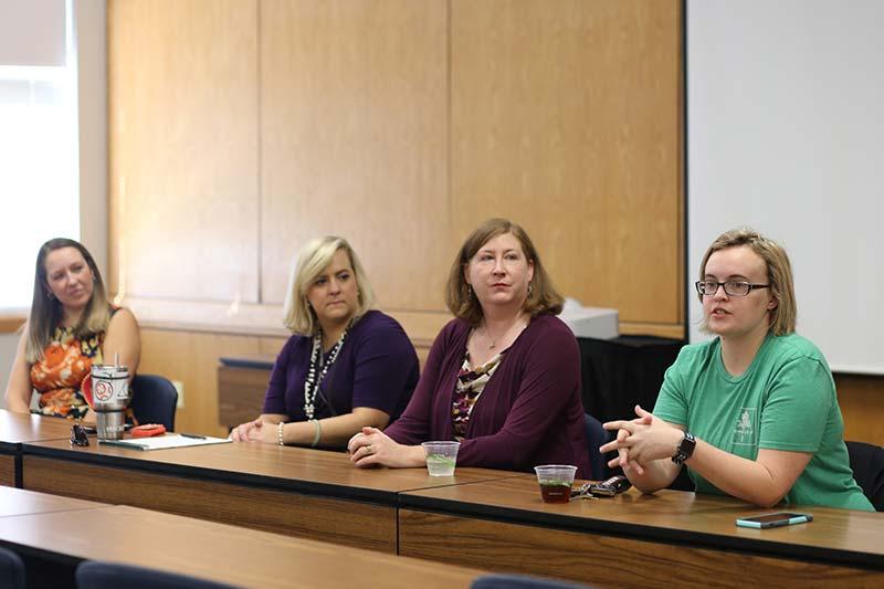 English Week Alumnae Panel