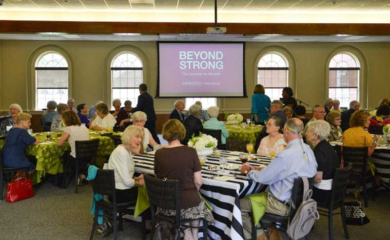 Retired Faculty and Staff Luncheon