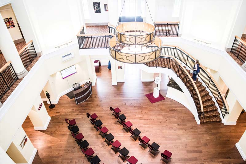 Wedding in Rotunda