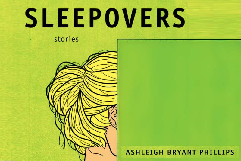 Book cover of Sleepovers