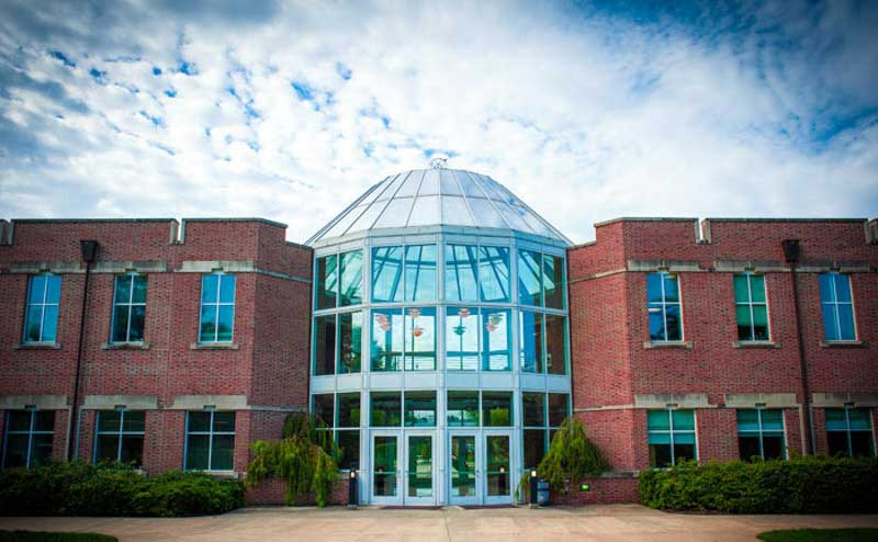 Meredith Science and Mathematics Building