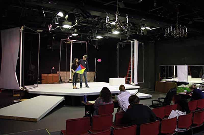 Studio Theatre in Jones