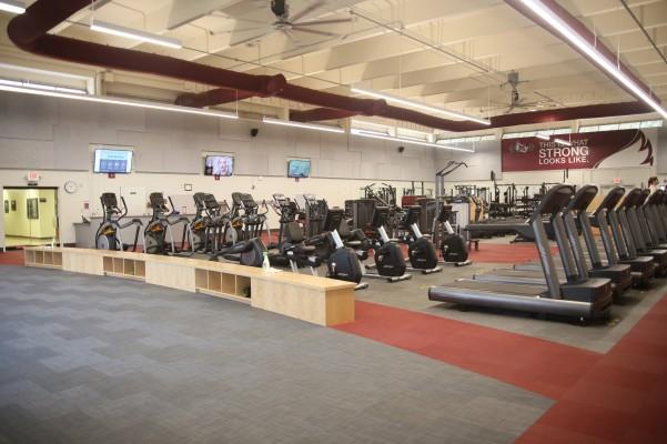 Lowery Fitness Center