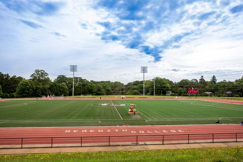 Athletic Complex Turf Renovation