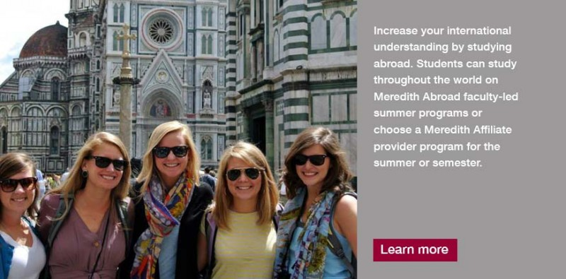 Increase you international understanding by Studying Abroad