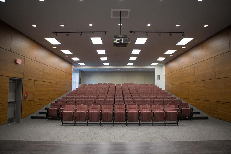 Kresge Auditorium Rear