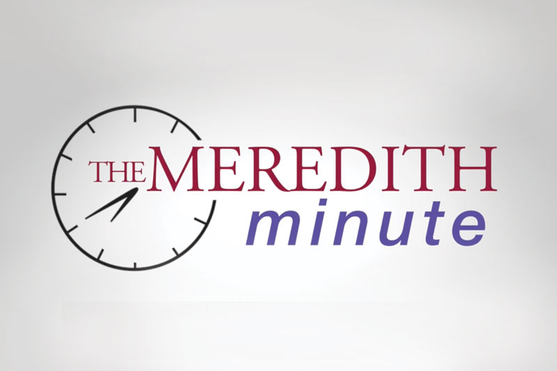 The Meredith Minute