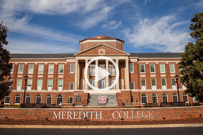 Meredith College Featured Video