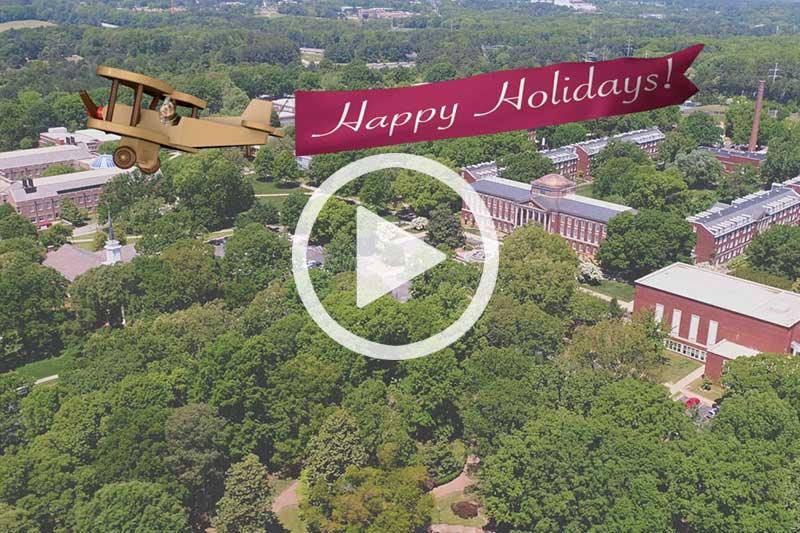 Bachelor's Holiday Flight