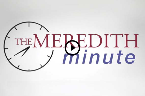 meredith minute