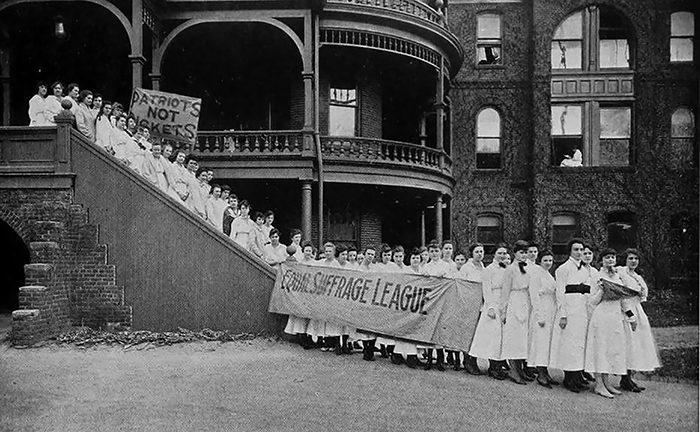 Equal Suffrage League
