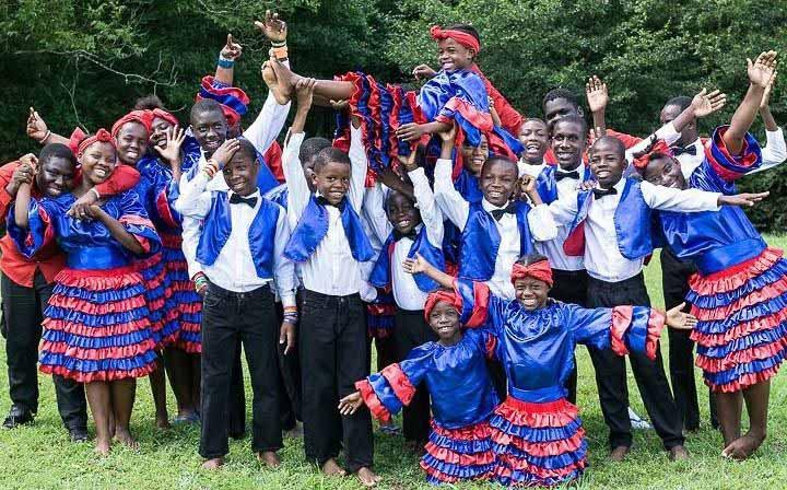 The Love Him Love Them Haitian Orphan Choir