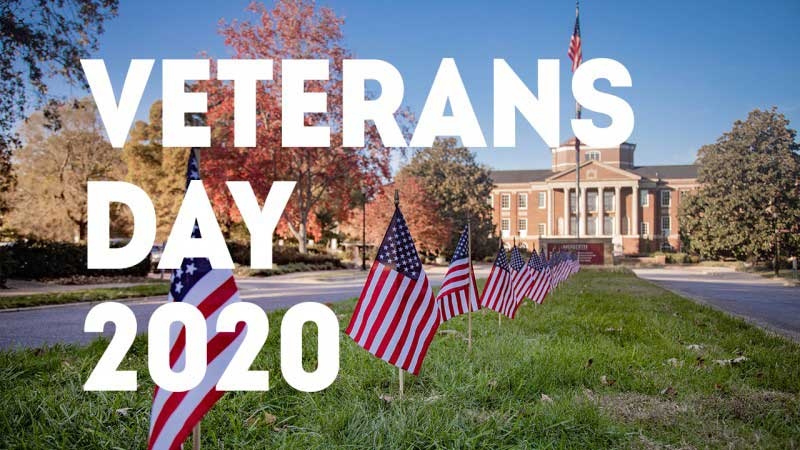 Veterans Day 2020 Video Screenshot