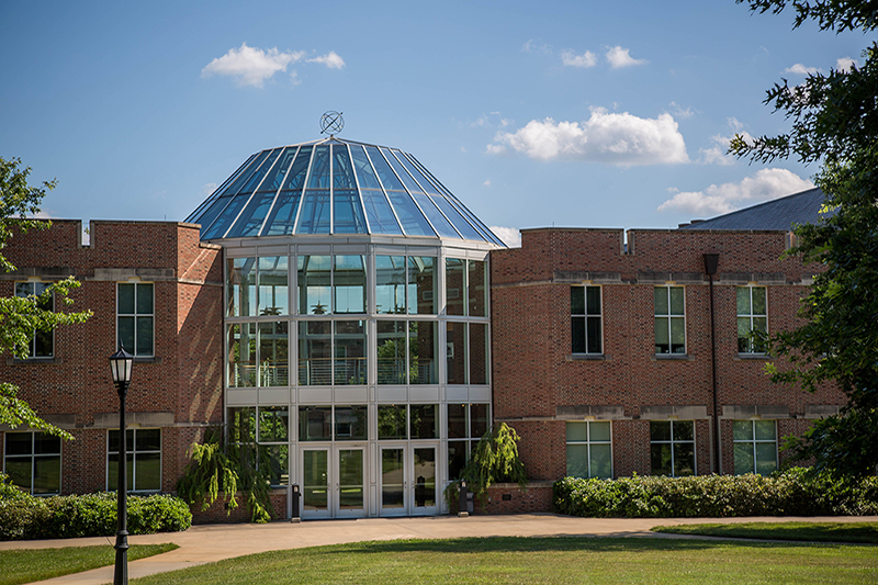 Science and Mathematics Building
