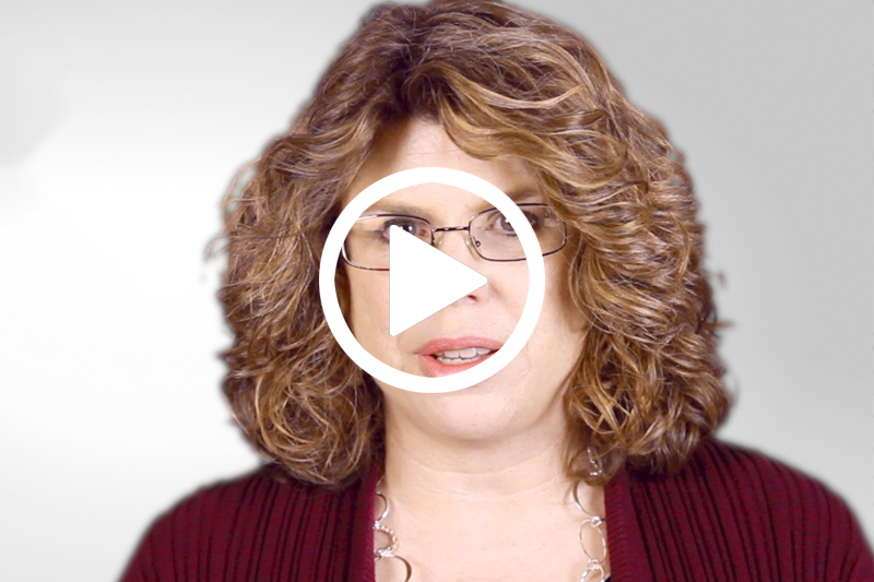 Click image of Anne York to watch Video Explaining the Gender Pay Gap