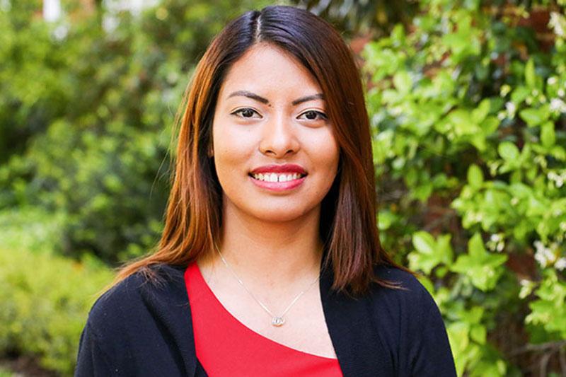 Aarusha Shakya