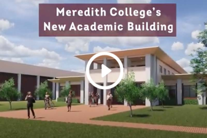 New Communications and ESS Building Video Image